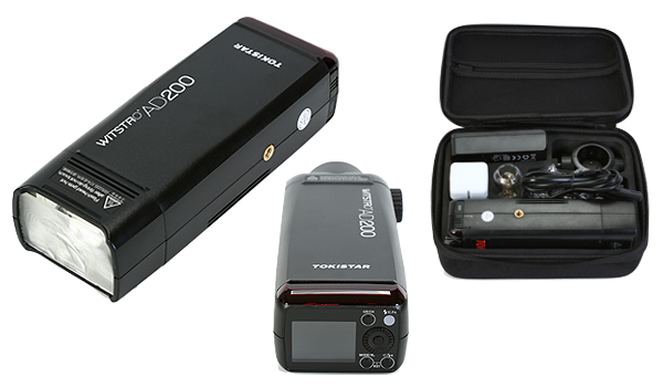 WITSTRO AD200 Pocket Flash